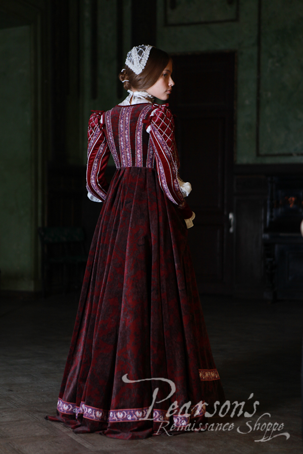 quotbeautiful ginevraquot renaissance dress tudor medieval