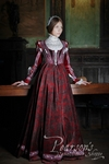 """Beautiful Ginevra"" Renaissance Dress"