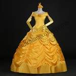 Beauty and the Beast Belle Disney Park Dress