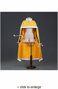 Beauty And The Beast Belle Satin Cape