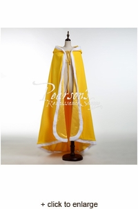 Beauty And The Beast Belle Velvet Cape