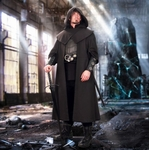 Black Witch Hunter Coat