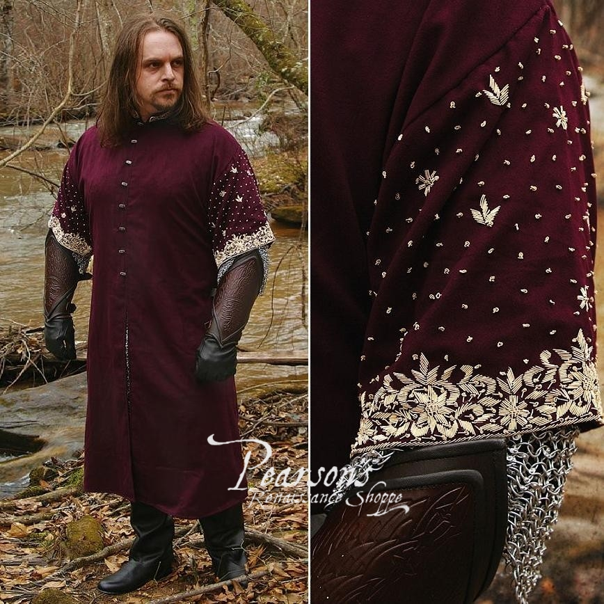 Lord of the Rings Tunic of Boromir - medieval renaissance
