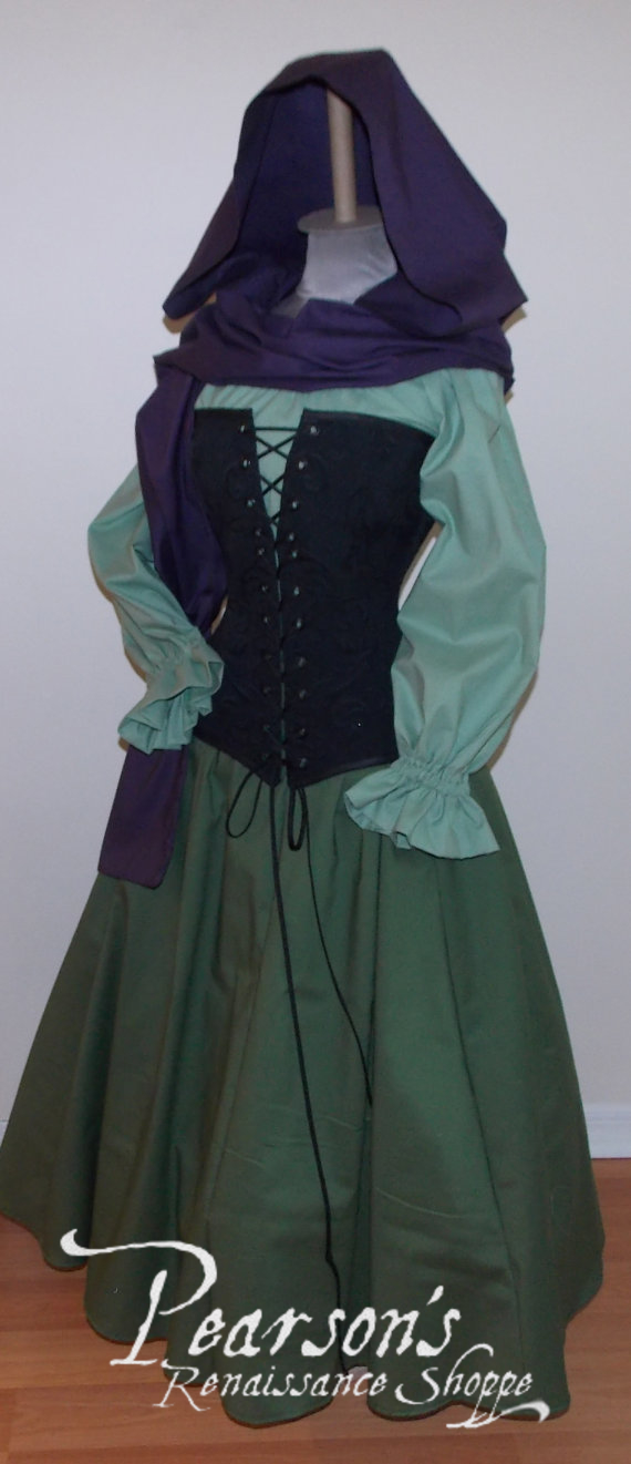 briar rose sleeping beauty aurora costume corset