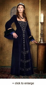 Catherine of Aragon Dress