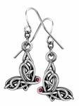 Celtic Butterfly Earrings