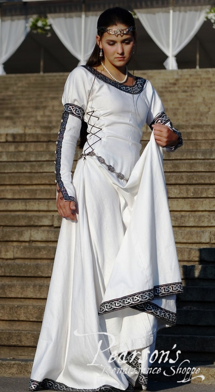 Chess Queen Medieval Dress Renaissance Clothing
