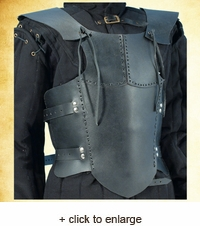Child's Leather Body Armour