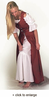 Country Peasant Chemise