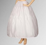 Covered Hoop Skirt