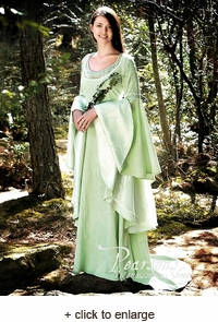 Elven Fantasy Dress