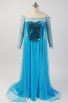 Frozen Snow Queen Elsa Fancy Dress