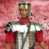 Go Medieval on Your Costume with Pearson's Lorica Segmentata for Sale!