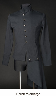 Gothic Officer Shirt