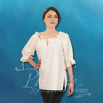 Hand-Stitched Ladies' Blouse