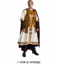 King Deal - Tunic, Armor and Cloak Set