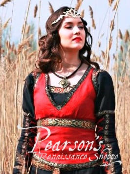 Lady Hunter Bodice  sc 1 st  Pearsonu0027s Renaissance Shoppe : ideas for renaissance faire costumes  - Germanpascual.Com