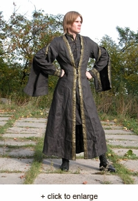 Long Medieval Overcoat