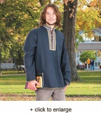 Marco Polo Cotton Shirt