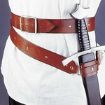 Medieval Double Wrap Sword Belt
