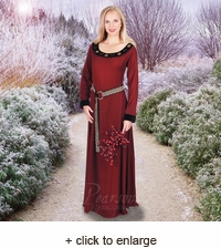 Normandy Gown
