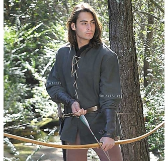 Outlaw Shirt - Medieval Renaissance Clothing, Costumes