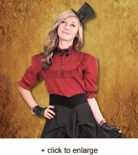 Picadilly Blouse