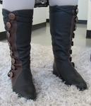 Queen Isabella Boot