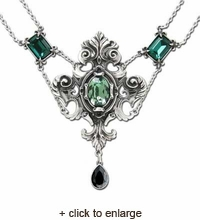 Queen of the Night Pendant