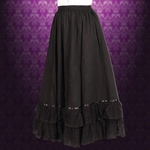 Reversible Parlor Skirt