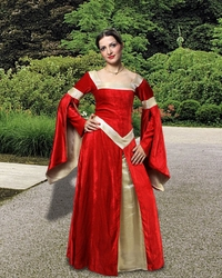 Romantic Renaissance Gowns