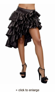 Ruffled Skirt
