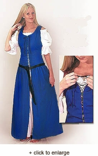 Sale Country Peasant Dress