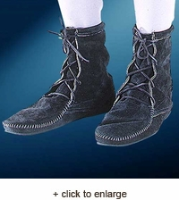Sale Medieval Low Boot