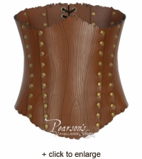 Sale Woodland Tree Bark Corset