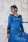 Sarmatian Tsarina Medieval Dress