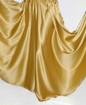 Satin Single Layer Skirt