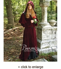The Regency Velvet Robe