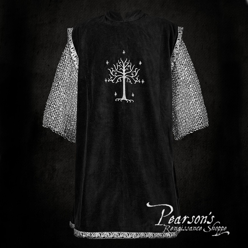 Tunic of Gondor - Medieval and Renaissance Clothing, Costume