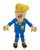 2016 Presidential Parody Dog Toy - Donald