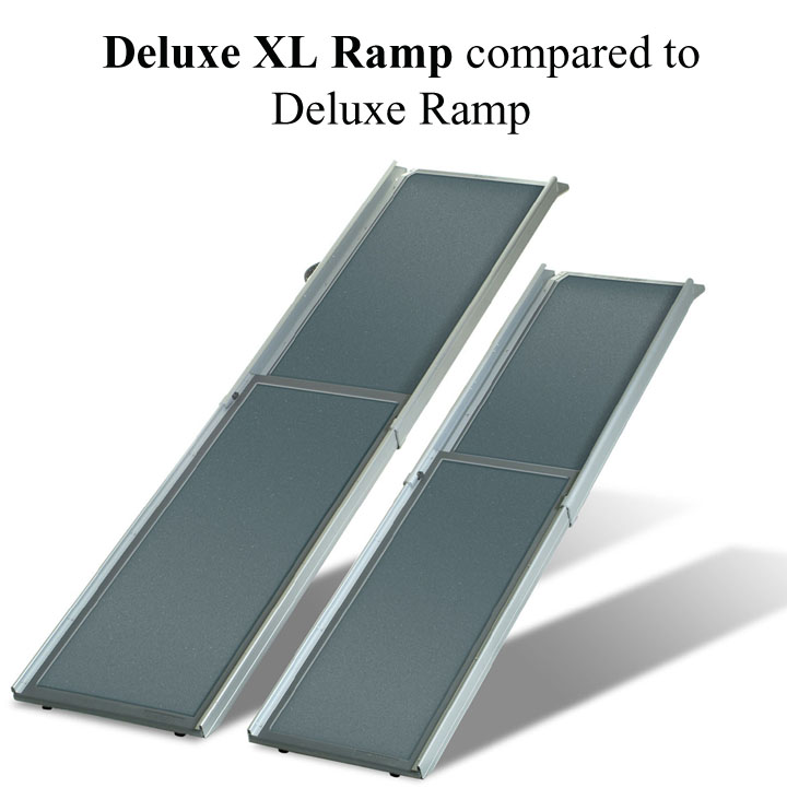 Solvit Deluxe Xl Telescoping Pet Ramp Vehicle Pet Ramps