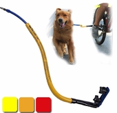 Bike Tow Leash Dog Bicycle Leash
