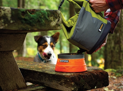 Kibble Kaddy Portable Dog Food Carrier