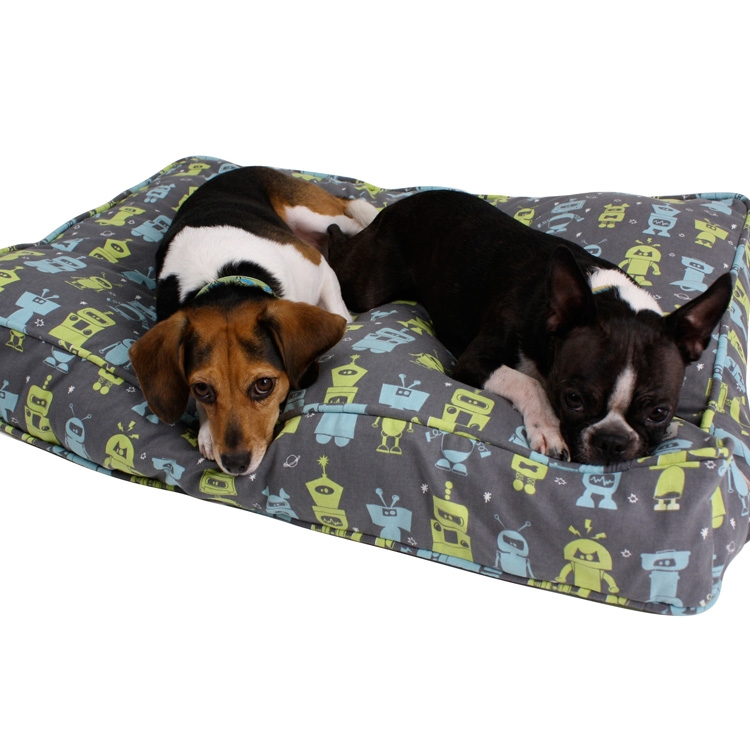 How To Make A Dog Bed From An Old Duvet