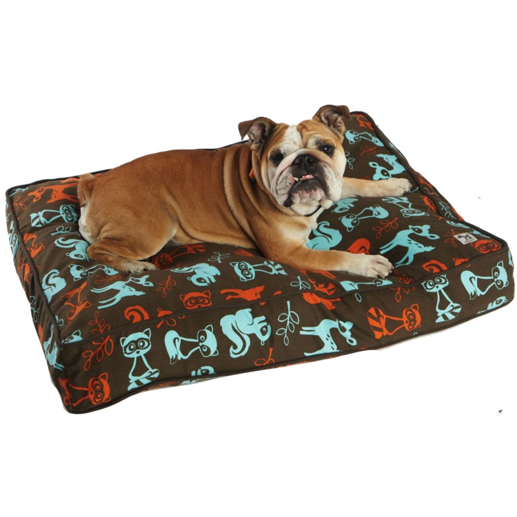 """molly mutt dog duvets   washable dog bed covers """"quiet little places"""""""