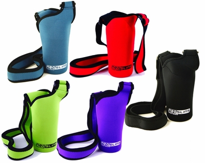 Neosling Neoprene Dog Water Bottle Holder