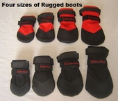 Open Box Ultra Paws Rugged Boots