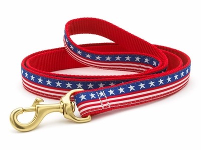 Stars and Stripes - American Made Dog Leash
