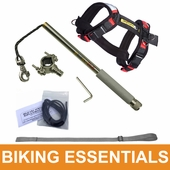WalkyDog Dog Biking Essentials Package