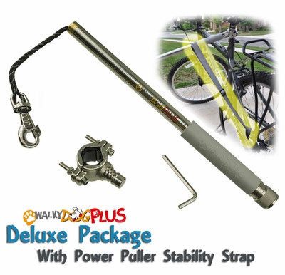 WalkyDog Deluxe Biking Bundle